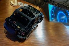 Jeep van Chrysler, 2014 CDMS Stock Foto's