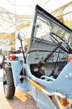 Jeep (Willis) , vintage car Stock Image