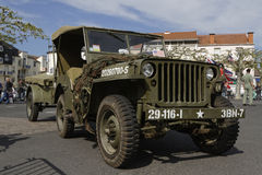 Jeep Willys Stock Photos