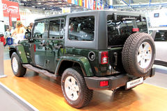 Jeep Wrangler Stock Image