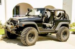Jeep Wrangler royalty-vrije stock afbeelding