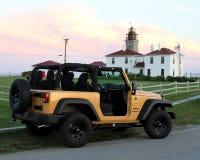 Jeep Wrangler Royalty Free Stock Photo
