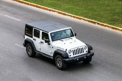 Jeep Wrangler Royalty Free Stock Image