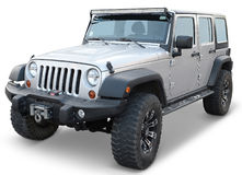 Jeep Wrangler Royalty Free Stock Photography