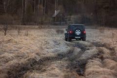 Jeep Wrangler Royalty Free Stock Photos