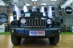 Jeep Wrangler Royalty Free Stock Images