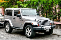 Jeep Wrangler Royalty Free Stock Photography