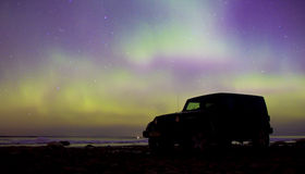 Jeep Wrangler, Rússia fotos de stock