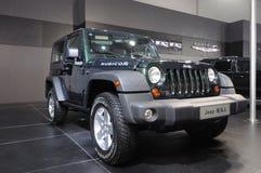 Jeep wrangler Rubicon Royalty Free Stock Photos