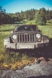 Jeep Wrangler Rubicon Stockfotografie