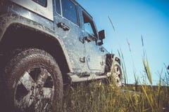 Jeep Wrangler Rubicon Stock Photography