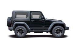 Jeep Wrangler sport arkivfoton