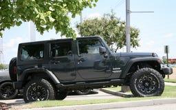 Jeep Wrangler 4x4 Royalty Free Stock Photo