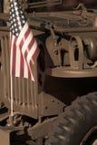 jeep ww2 szczególne Obraz Royalty Free