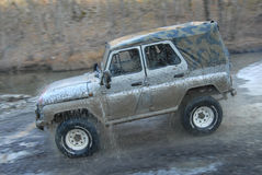 Jeeping Stock Images