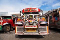 Jeepney Стоковые Изображения RF