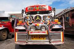 Jeepney Obrazy Stock