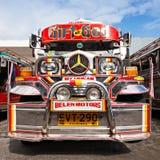Jeepney Fotografia Stock