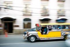 Jeepney Obraz Stock