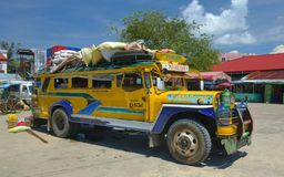 Jeepney Stock Photography
