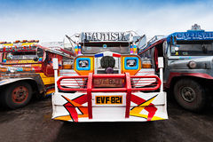 Jeepney Stock Images
