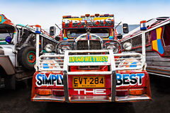 Jeepney Royalty Free Stock Photos