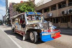 Jeepney Royalty Free Stock Photos