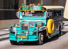 Jeepney Stock Photos