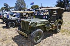 Jeeps. Lizenzfreies Stockfoto