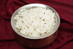 Jeera rice Royalty Free Stock Photo