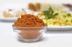 Jeeravan - Indiańscy pikantność proszki zdjęcia stock