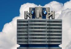 Jefaturas de BMW en Munich - Baviera Alemania foto de archivo