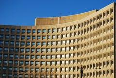 Jefaturas de la cubierta y del desarrollo urbano Fotografía de archivo libre de regalías