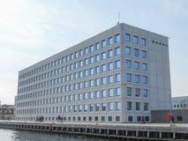 Jefaturas de Maersk Imagenes de archivo