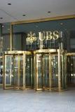 Jefaturas de UBS imágenes de archivo libres de regalías