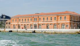 Jefaturas de Venecia Port Authority Imagen de archivo libre de regalías