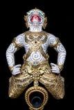 Jefe de la gabarra real de Tailandia Imagen de archivo