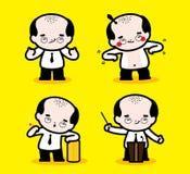 Jefe del negocio libre illustration