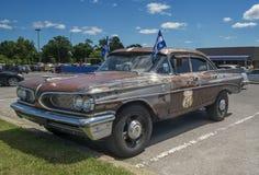 jefe 1959 del strato de Pontiac Fotografía de archivo