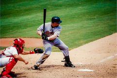 Jeff Bagwell Houston Astros Royalty Free Stock Image