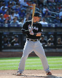 Jeff Baker. Miami Marlins first baseman Jeff Baker Stock Photography