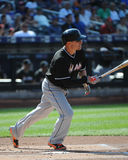 Jeff Baker. Miami Marlins first baseman Jeff Baker Stock Images