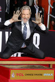 Jeff Bridges Hand And Footprint Ceremony <br><b>January 09, 2017</b> Royalty Free Stock Image