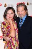 Jeff Bridges,Maggie Gyllenhaal Royalty Free Stock Images