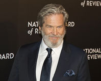 Jeff Bridges Wins NBR Film Award Stock Photos