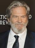 Jeff Bridges Wins NBR Film Award Royalty Free Stock Photos