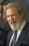 Jeff Bridges Wins NBR Film Award Stock Photography