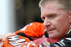 Jeff Burton Daytona Royalty Free Stock Image