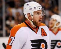 Jeff Carter Philadelphia Flyers Royalty Free Stock Photos
