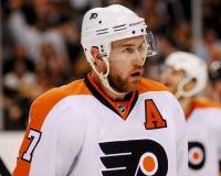Jeff Carter Philadelphia Flyers Royalty Free Stock Photography